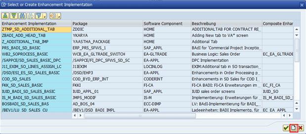 BADI(Business Add Ins)- Enhancement | SAP Target